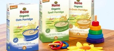 Βρεφικές τροφές βιολογικές