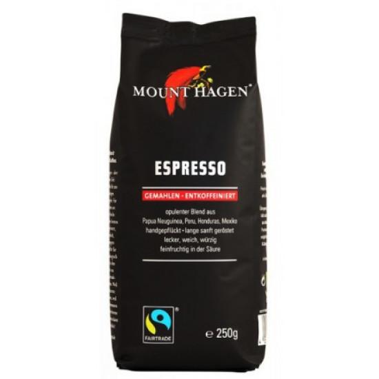 Καφές espresso Χωρίς Καφεϊνη bio 250gr