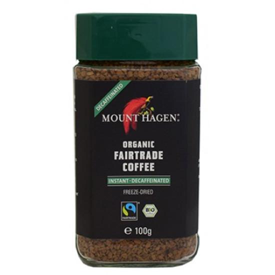 Καφές Στιγμιαίος (χωρίς καφεΐνη) bio 100gr