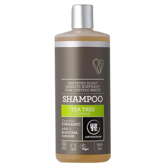 """Σαμπουάν με δενδρολίβανο για λεπτά μαλλιά """"Urtekram"""" 500ml"""