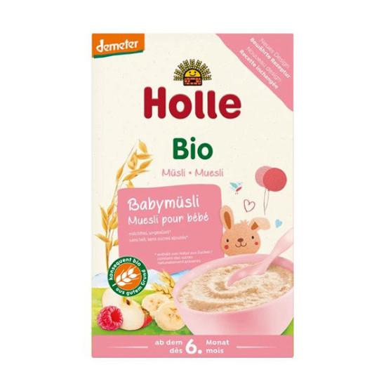 Βρεφική κρέμα μούσλι Holle, 250gr