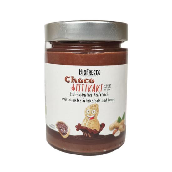 Βιολογικό επάλειμμα Choco φιστικάκι  350g
