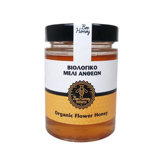 Βιολογικό μέλι ανθέων 400g