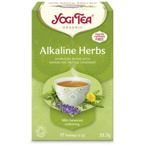 Yogi Tea Alkaline Herbs bio 35.7gr