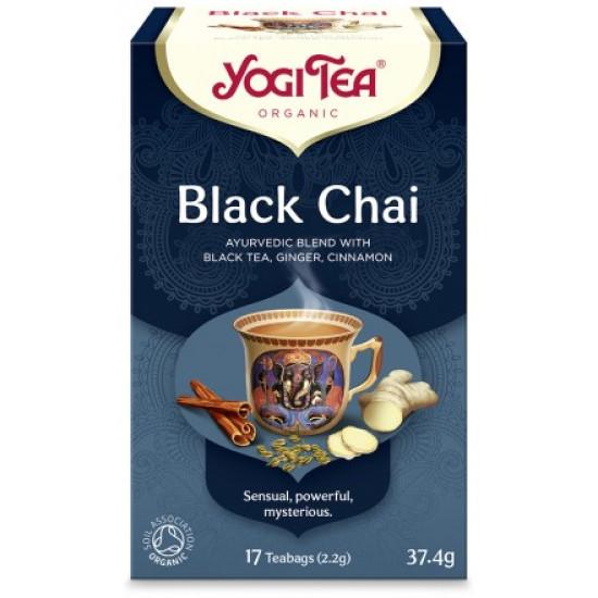 Yogi Tea Black bio 37,4 gr