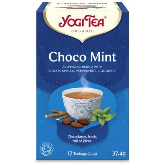 Yogi Tea Choco Mint bio 37,4 gr