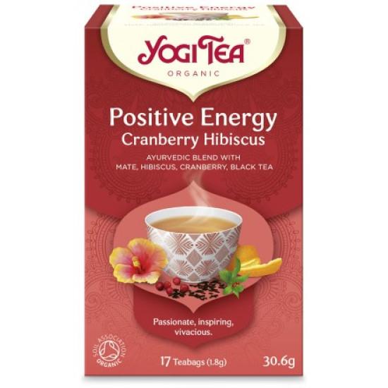 Yogi Tea Cranberry-Hibiscus bio 30,6 gr