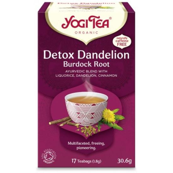 Yogi Tea Detox bio 30,6 gr
