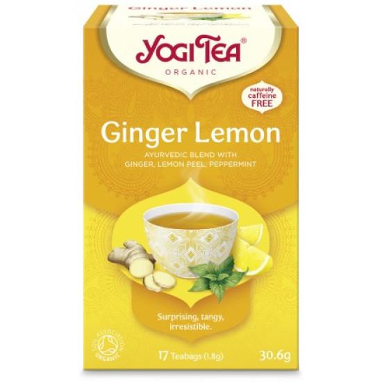 Yogi Tea Ginger Lemon bio 30,6 gr