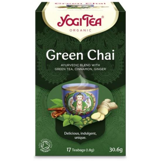 Yogi Tea Green bio 30,6 gr