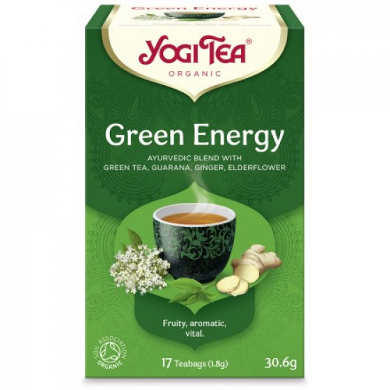 Yogi Tea Green Energy bio 30,6 gr