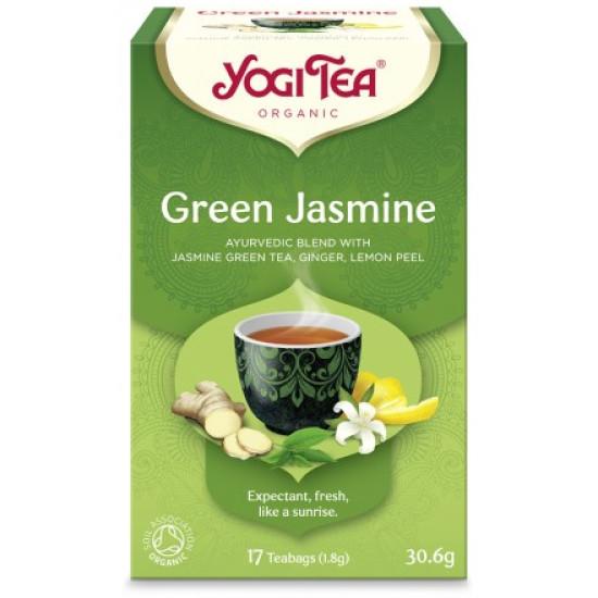 Yogi Tea Green Jasmine bio 30,6 gr