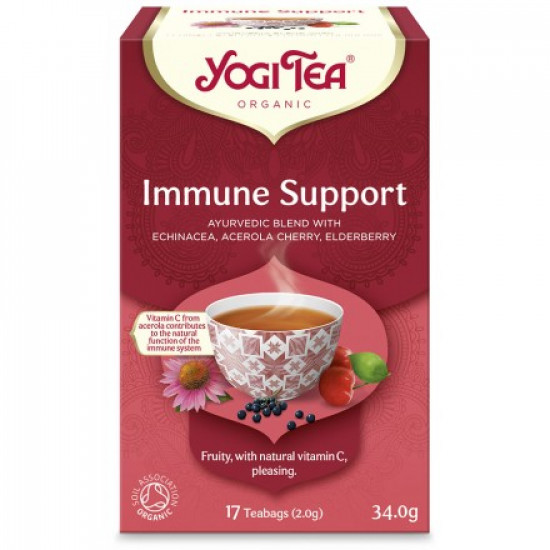 Yogi Tea Immune Support bio 34gr