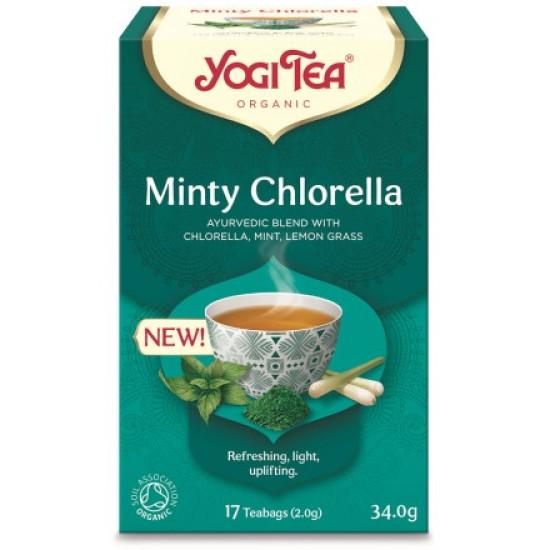 ΥogiI Minty Chorella bio 34gr