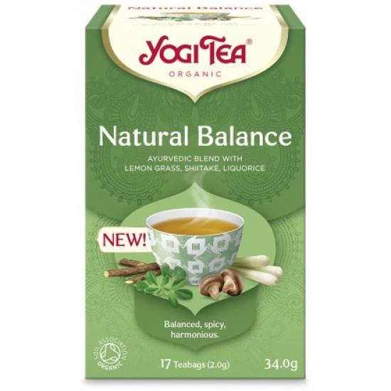 Yogi Tea Natural Balance bio 34 gr