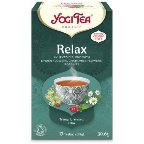 Yogi Tea Relax (Calming) bio 30,6 gr