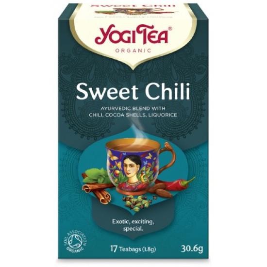 Yogi Tea Sweet Chili bio 30,6gr