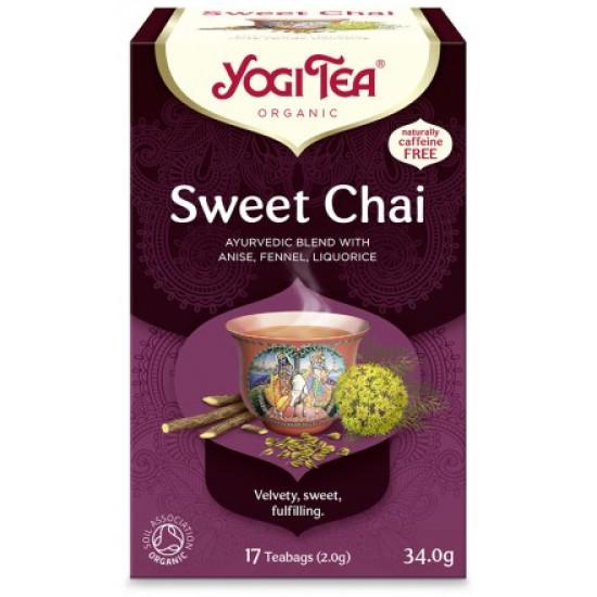 Yogi Tea Sweet Τea bio 34 gr