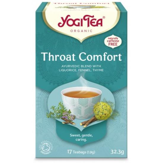 Yogi Tea Throat Comfort bio 32,3 gr
