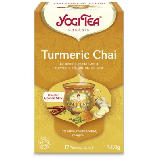 Yogi Tea Turmeric bio 34gr