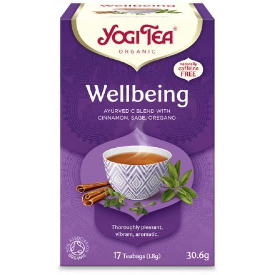 Yogi Tea Welbeing (Forever Young) bio 30.6gr