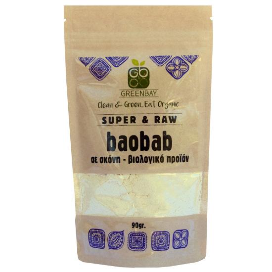 Baobab σε σκόνη (90γρ)