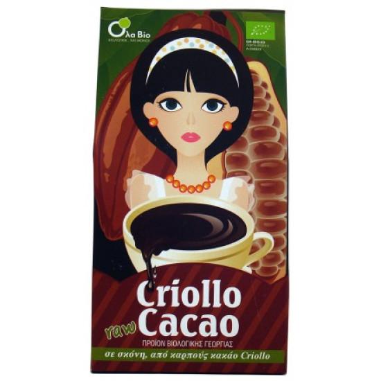Κακάο Criollo Raw bio 200gr