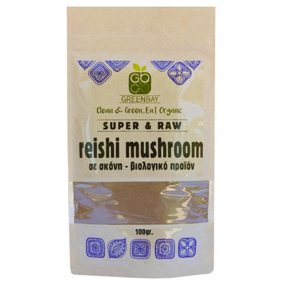 Reishi μανιτάρι σε σκόνη (100γρ)