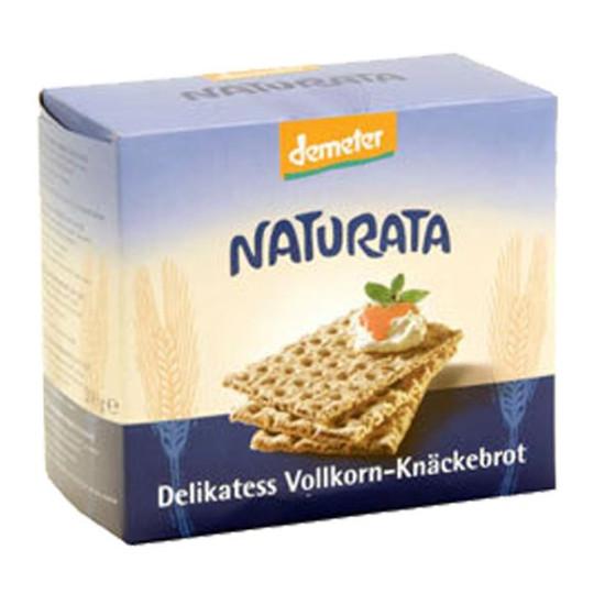 """Γαλέτα σίκαλης ολικής """"Naturata"""" 250gr"""