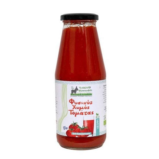 Φυσικός Χυμός Τομάτας (500ml)