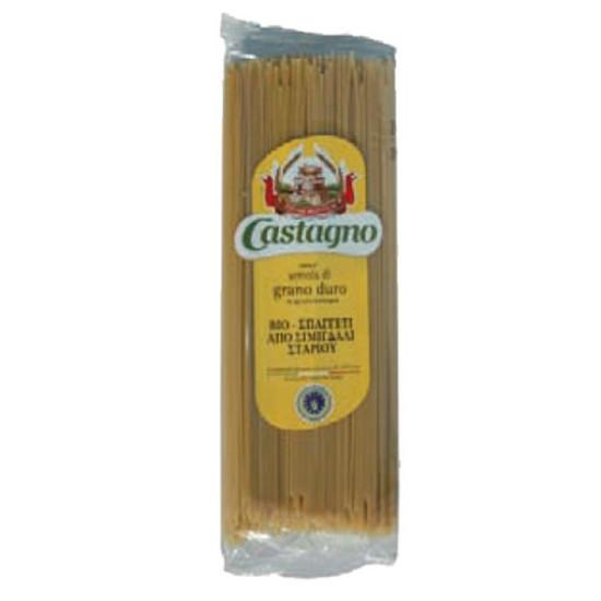 """Σπαγγέτι λευκό """"Castagno"""" 500gr"""
