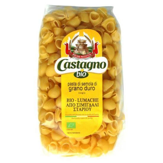 """Κοχύλια λευκά """"Castagno"""" 500gr"""
