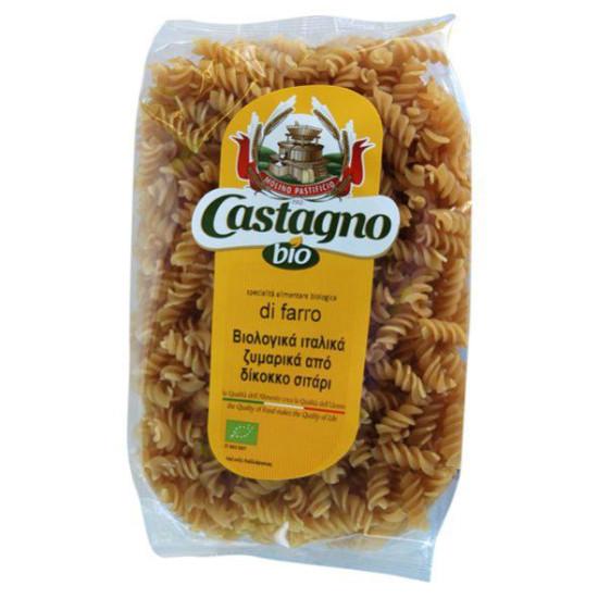 """Βίδες δίκοκκου σίτου """"Castagno"""" 500gr"""