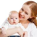 Μωρό & μητέρα